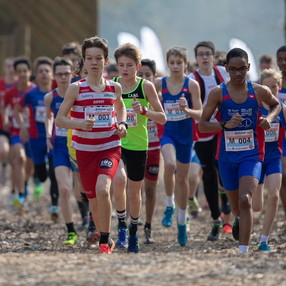 Champ Nat CrossCountry (23.03.2019)